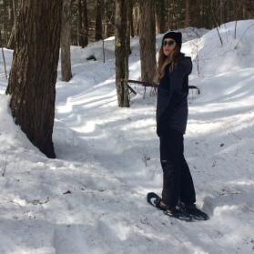 snow shoe 1